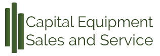 Capital Equipment Service and Sales logo